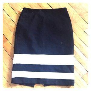 White House Black Market skirt size 0